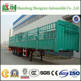 La Cina Shengrun Popular Type di Stake Cargo Semi Trailer in Africa