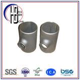 aço de carbono construído ASTM da solda A234 que reduz o T