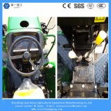 John Deere 작풍, 중국 농업 장비 55HP 4WD 바퀴 농장 농업 트랙터