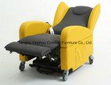 Стул домашнего Recliner стула подъема массажа мебели стационара мебели электрический с рицинусом