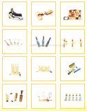 Металл штемпелюя продукты для электрических приборов