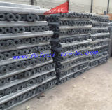 ナイジェリアの市場のための家禽耕作の拡大された金属4FT X 10m