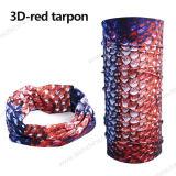 高品質3D釣スカーフ