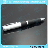 Movimentação clássica do flash do USB da forma da pena do projeto (ZYF1187)