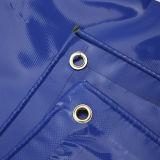 Il PVC impermeabile di alta qualità ha ricoperto la tela incatramata del tessuto per il coperchio del camion