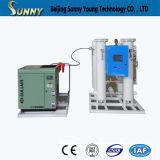 Máquina calificada fabricante del nitrógeno de China