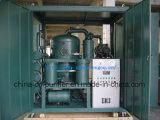 Автоматическая рециркуляционная система масла трансформатора вакуума (с трейлером)