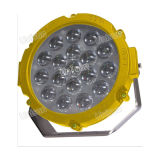 Power 높은 10-30V 8inch 90W 크리 말 LED Driving Spot Light