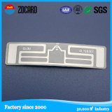 Impermeable etiqueta personalizada Tamaño RFID con epoxi para Control de Acceso