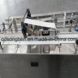 Schokoriegel-Verpackmaschine mit Zufuhr