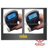 Wh81携帯用磁気基板のコーティングの厚さゲージ