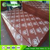 Wasserdichter schwarzer rotbrauner Shuttering Furnierholz-Hersteller in der Shandong-Provinz