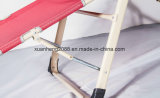 Popular Metal Tube Outdoor Home Jardim Móveis Foldable Beach Chair