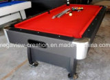 Профессиональное Production Billiard Pool Tables для Sale/Pool Table с Difference Color Felt