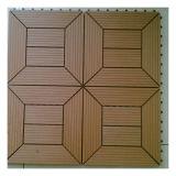 WPC DIY Decking 도와는 옥외를 위한 사용이다
