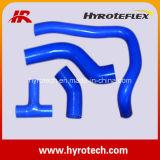 Tuyau de tuyau de coude de silicone de 45 degrés/silicone de température et de pression