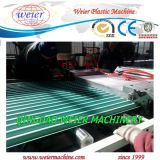 Dach-Blatt-Wellen-Platten-Strangpresßling-Zeile PVC-UPVC