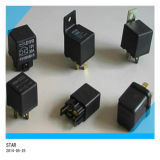 Waterdichte Automotive 12V 30A Relay van Car Light
