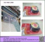 Bolla trasparente di alta qualità che impacca la lamiera sottile del PVC