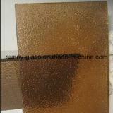 Slat de vidro da grelha de Nashiji, opções para o bronze, espaço livre como o Slat