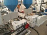 Double vis machine de film plastique de coextrusion de trois couches pour des sacs