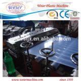 Chaîne de production transparente de feuille de toiture de PVC