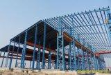 Edificio de acero prefabricado del palmo grande
