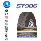 avec le POINT CEE de GCC tout le pneu radial en acier de camion (1100r20)