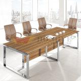 Tabela de reunião de madeira da conferência para a mobília de escritório (HY-H03)