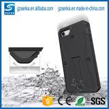 Cas lourd de téléphone mobile de type de réservoir pour l'iPhone 6/6s