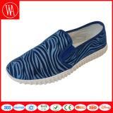 メッシュ生地によって作られる通気性の夏の女性の靴Vamp