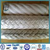 Doppelte umsponnene Trossen, die Seil mit BV/Kr/Lr Bescheinigung verankern