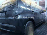 A fábrica faz fácil aplicar a auto pintura de pulverizador 1k metálica