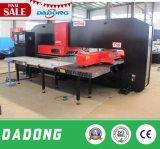 Máquina da imprensa de perfurador da torreta do CNC T50 para o processamento grosso da placa