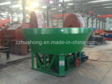 二重車輪ぬれた鍋の製造所の金山装置