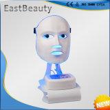 Masques faciaux de DEL avec les matériels légers des couleurs vertes DEL de rouge bleu