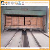 El proyecto auto del horno de túnel del ladrillo construyó la construcción