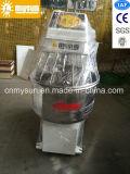 Doppelter gewundener Teig-Mischer der Geschwindigkeits-Nahrungsmittelmischer-Maschinen-50kg