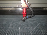 Laser-Gravierfräsmaschine-Preis DES MDF-Belüftung-lederner Acrylpapier-3D