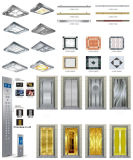 Подъем немецкой высотки технологии селитебные домашние/лифт (RLS-232)