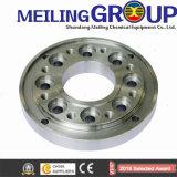 Cualificado de acero pesado engranaje de la rueda forjado