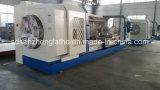 Máquina do torno do metal do CNC (QK1343)