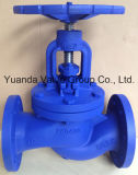Нормальный вентиль сильфонного уплотнения стандартов DIN чугуна