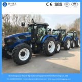 4車輪のトラクターディーゼルEngine/40-200HPの農場か農業または小型または芝生またはコンパクトまたは庭のトラクター