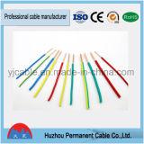 Cabo isolado PVC da manufatura rv em China