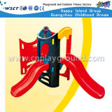 Mini Plastic Toy Combination Small Playground Slide (M11-09106)