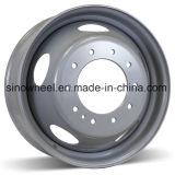 стальная оправа колеса 19.5X6.0 на RAM 3500 доджа и колесо F550 тележки Ford стальное