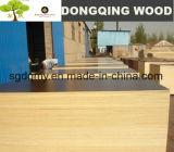 la madera contrachapada Shuttering de 12m m con la base Brown del álamo filmó