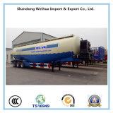 Трейлер топливозаправщика цемента товаров 35~40m3 пятна навальный от изготовления