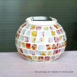 Änderndes Mosaik-Tisch-Dekoration-Solarlicht färben